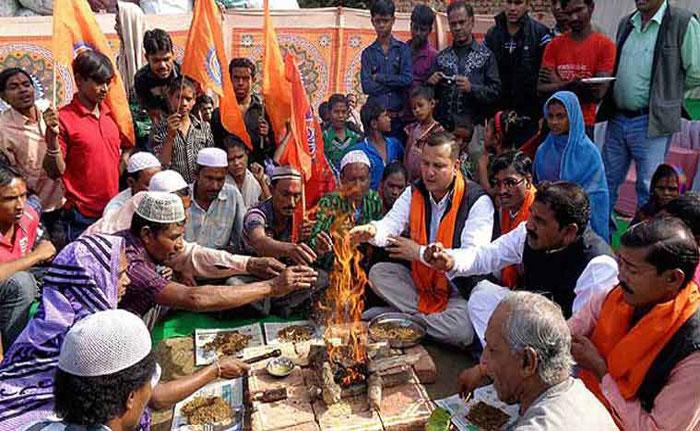 Ghar Wapsi: Muslims Coming Back to Sanatan Dharma (Hinduism)