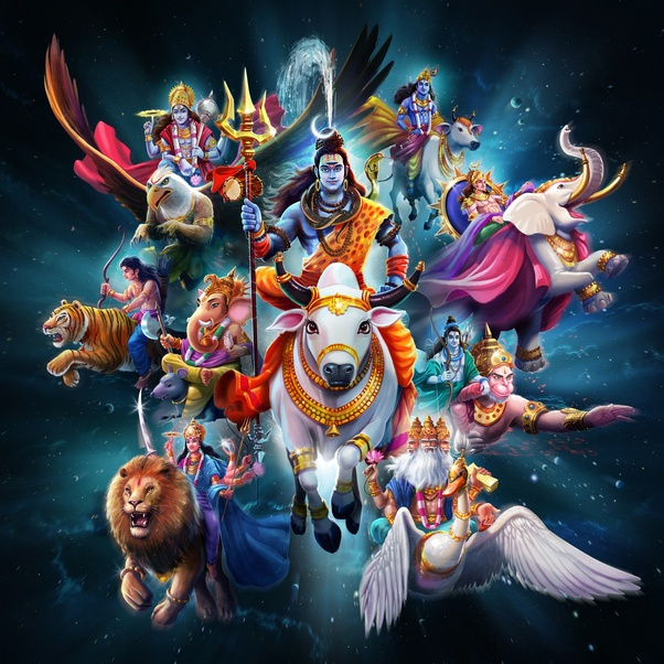 Sanatan Dharma: Hindus