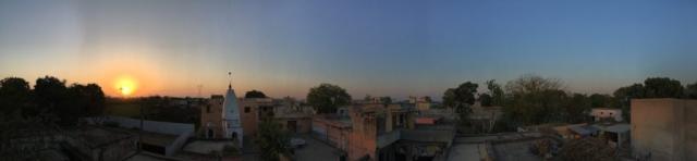 A Beautiful View of Yahiyapur Village, Khatauli, Uttar Pradesh 10032018